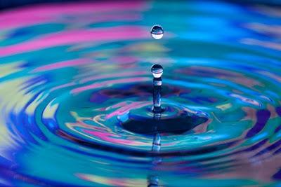 Повышаем мастерство • Фотографируем брызги и капли воды - Фотошкола