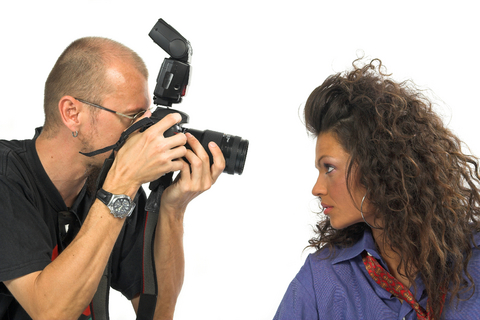 Модели и фотографы девушки за работой пин ап