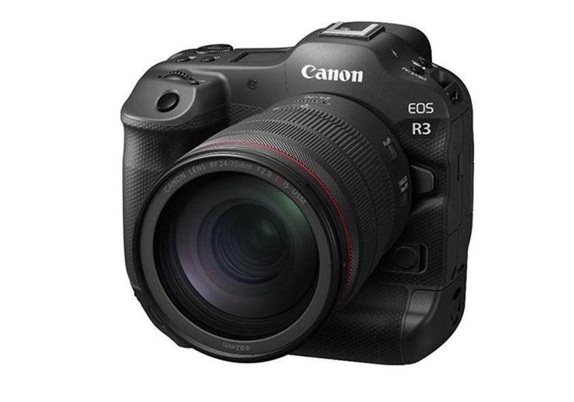Canon представила самую технологически совершенную камеру EOS R3