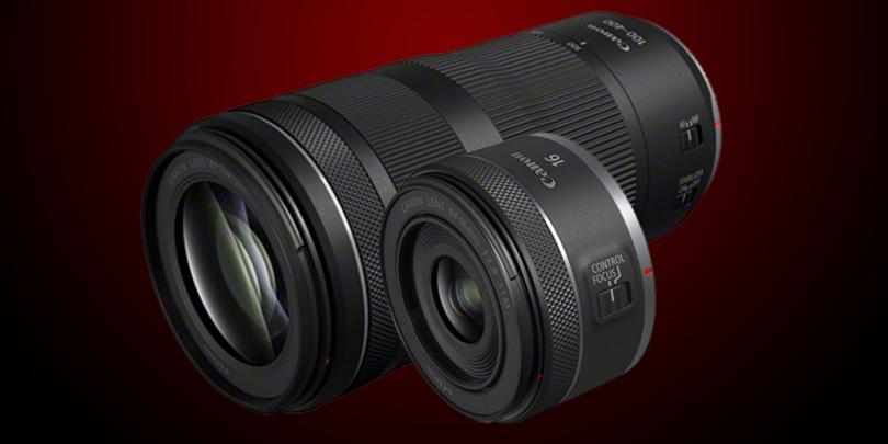 Canon расширяет границы с новыми объективами RF 100-400mm F5.6-8 и 16mm F2.8