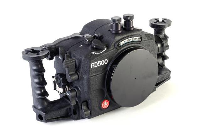 Аквабокс Aquatica AD500 для Nikon D500