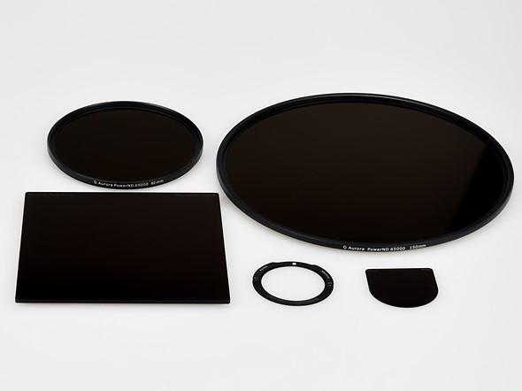 Aurora Aperture запускает ND-фильтр на 16-стопов и задние фильтры для Canon