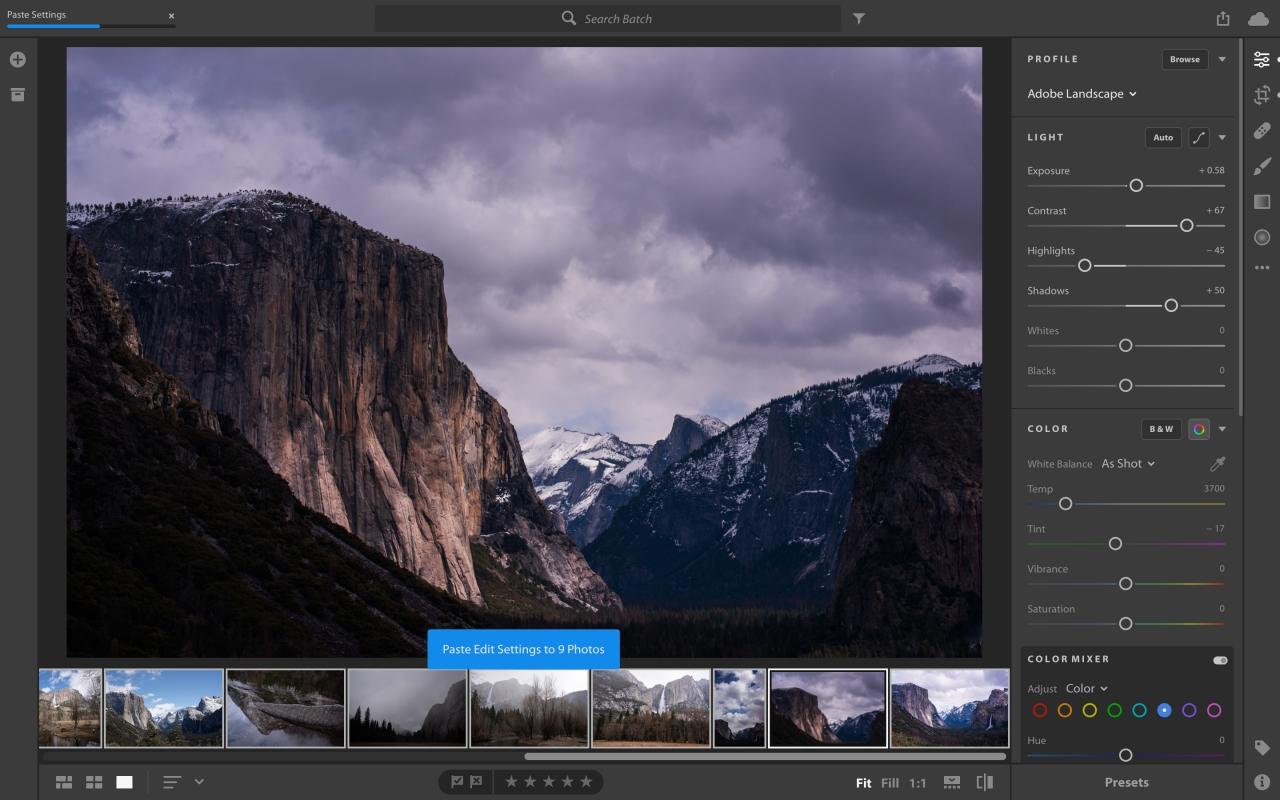 проекты как синхронизировать фотографии в лайтруме самый