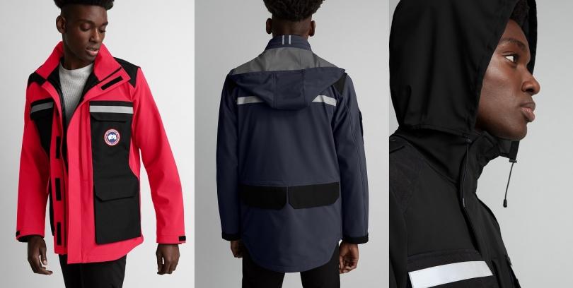 Новая куртка для фотожурналистов Canada Goose: очень дорого