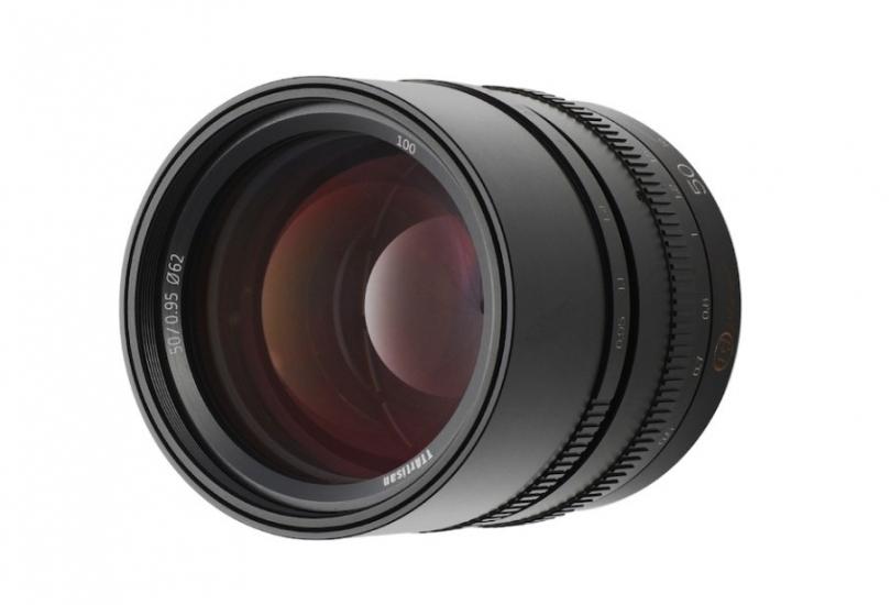 TTArtisan 50mm f/0.95 выпущен ограниченным тиражом по $385