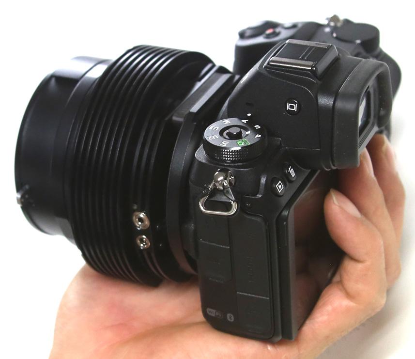 устанавливают открытых лучшая камера для астрофотографии пляжи черного