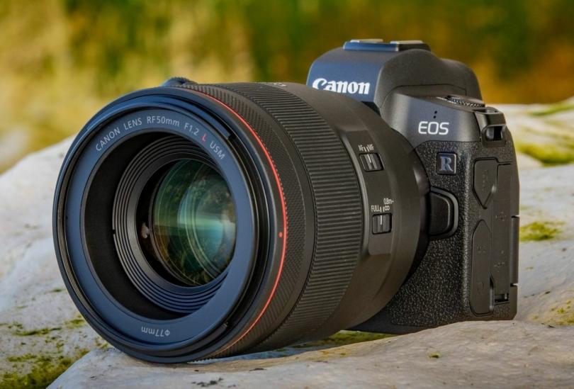 Выпущено встроенное ПО для Canon RF50mm F1.2 L USM версии 1.0.5