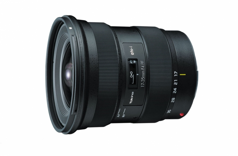 Tokina анонсирует новый объектив atx-i 17-35mm f/4 FF