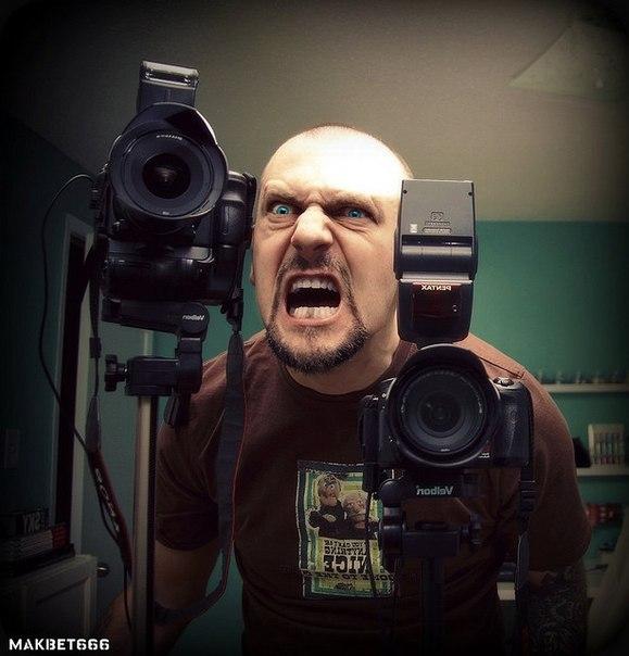 Как вывести из себя фотографа - Фотожурнал