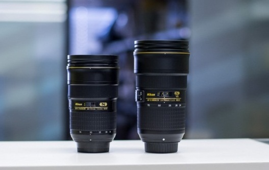 Nikon 24-70mm f/2.8G ED vs 24-70mm f/2.8E ED VR - Фотожурнал