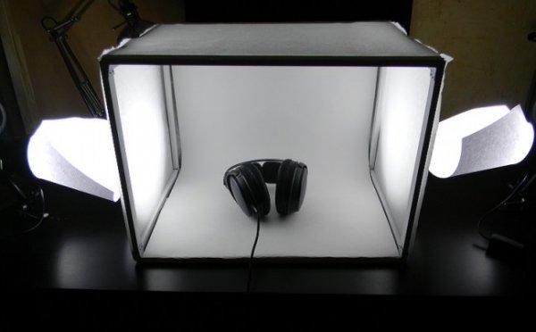 Стол для предметной съёмки своими руками 35