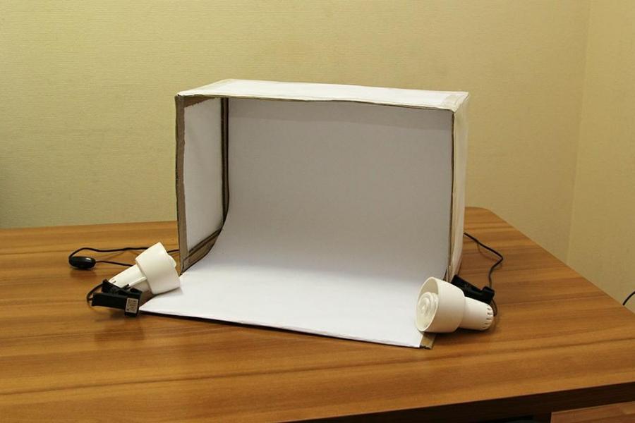 Стол для предметной съёмки своими руками 100