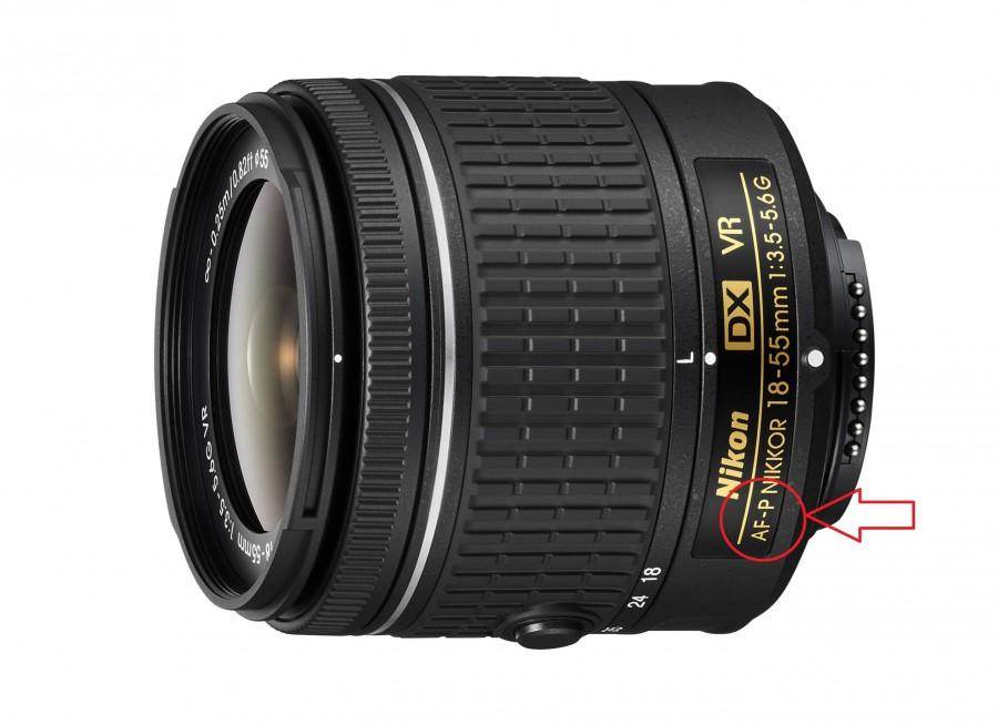 Что означает AF-P в маркировке объективов Nikon - Фотожурнал